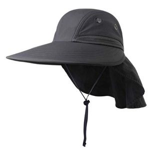 camptrace Safari Sun Hat Wide Brim Fishing Hat